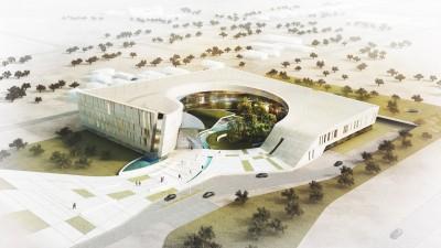 ODC – Koweit – Aerial View