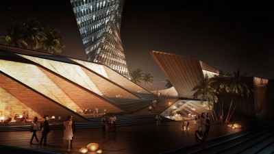 Xiamen Dream City, Concept