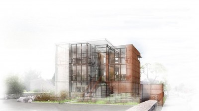 Atelier 4 – Bureaux Issoire – Concept