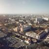 Hôpital Bagatelle – Logements – Vue aérienne